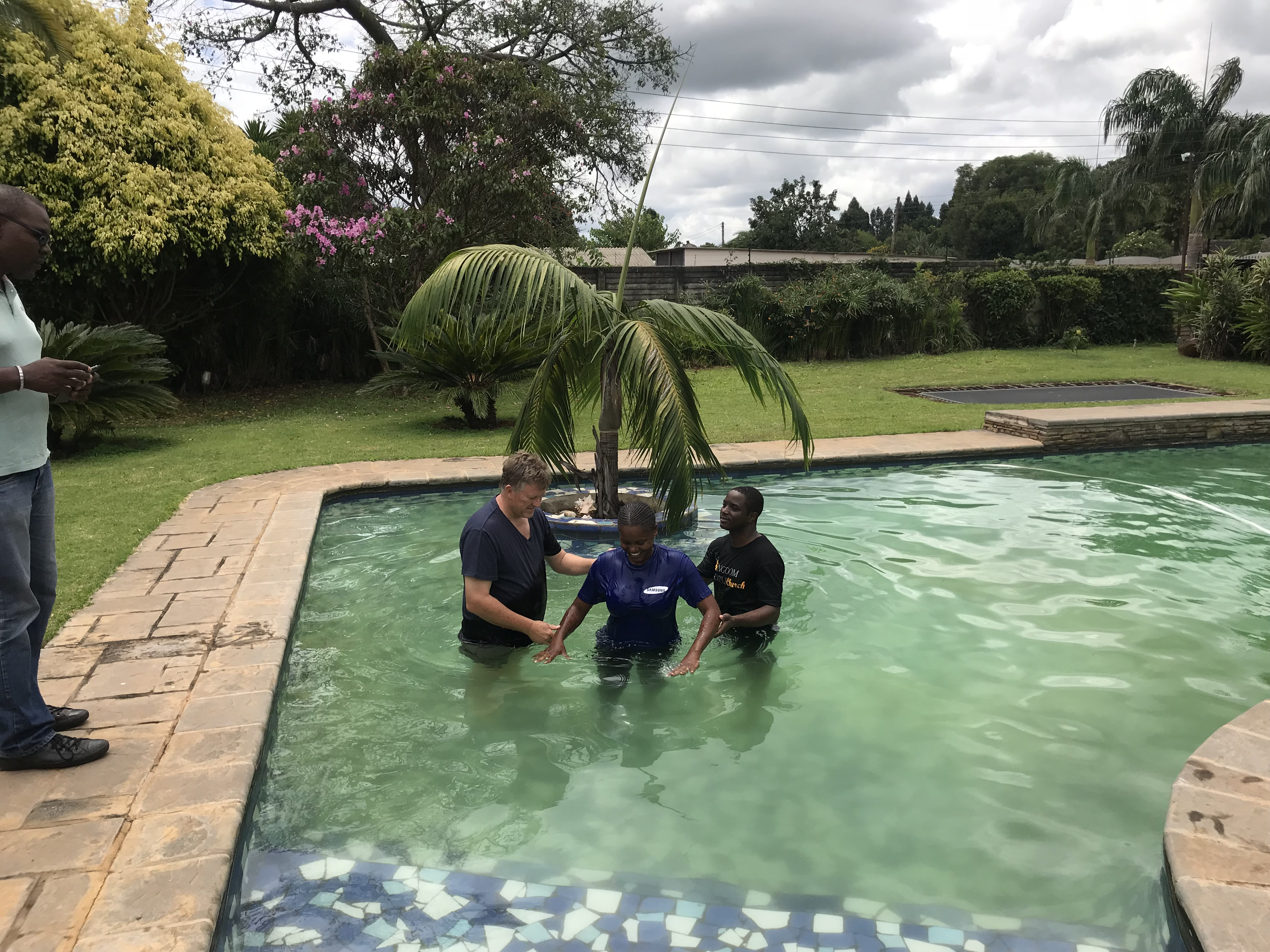 2018 Baptism